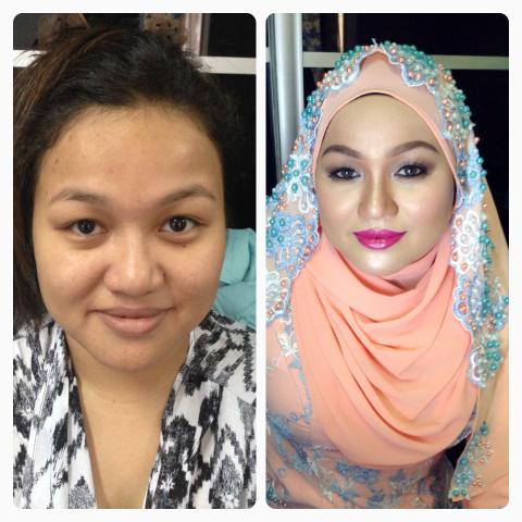 lora dash makeup sanding lawa azni 01